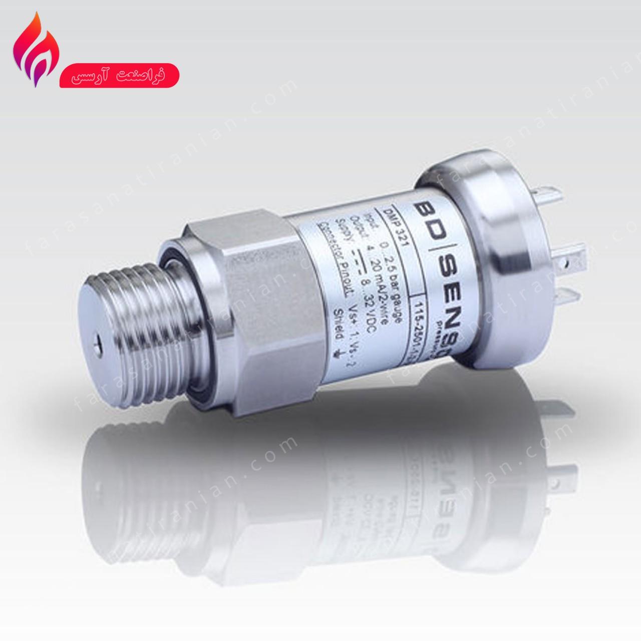 ترانسمیتر فشار بی دی سنسورز  DMP 321