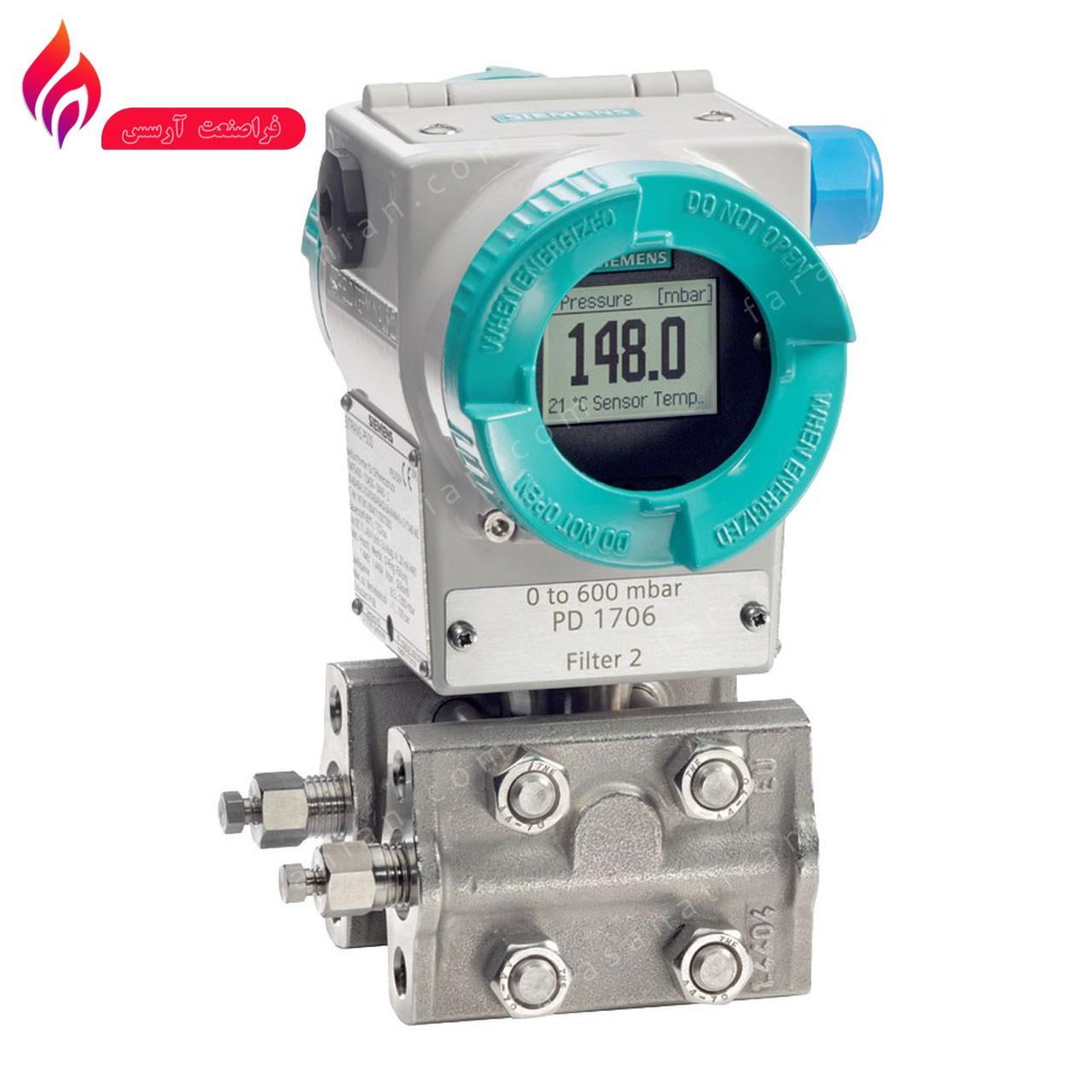 ترانسمیتر اختلاف فشار زیمنس مدل SITRANS P500