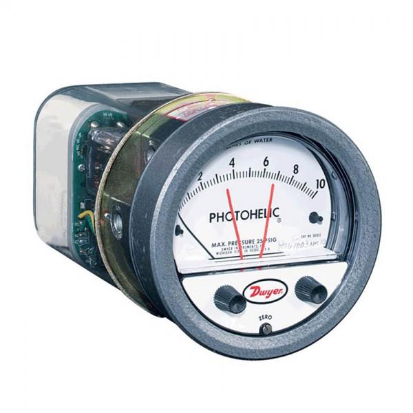 ایرانیان فراصنعت آرسس -گیج اختلاف فشار دوایر A3000