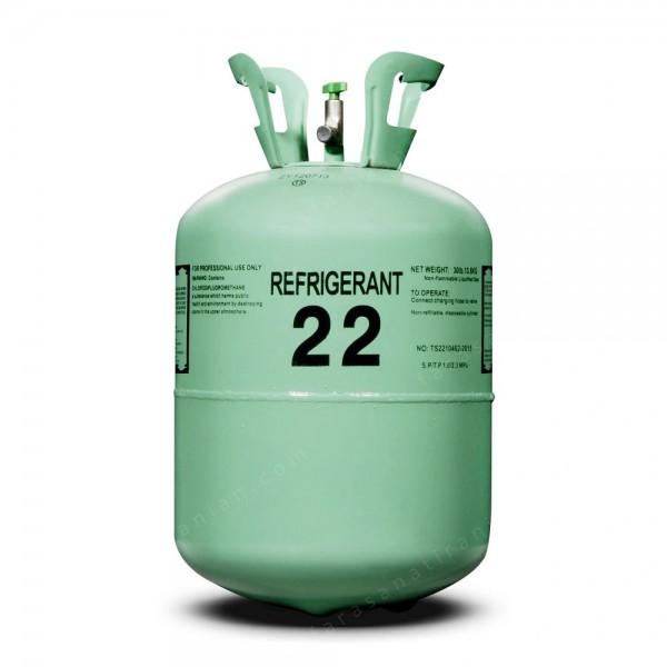 ایرانیان فراصنعت آرسس -گاز فریون R22