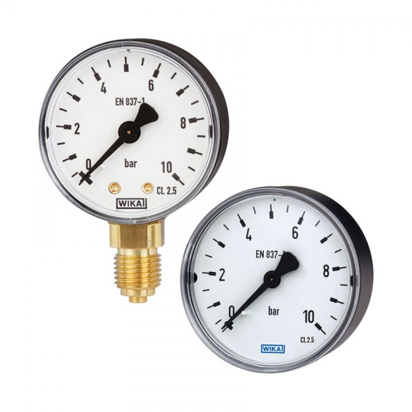 ایرانیان فراصنعت آرسس -گیج فشار ویکا مدل 111.10 و 111.12